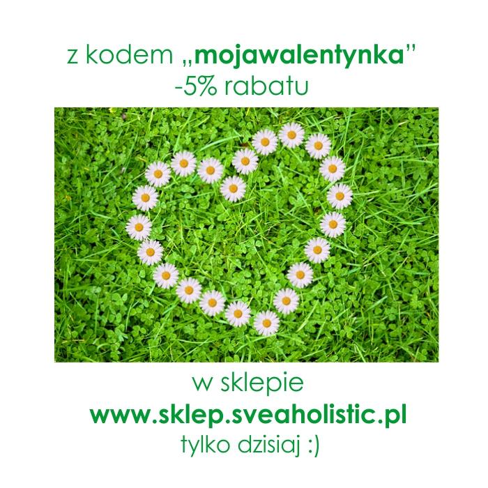 14 lutego 2014 - Dzień Zakochanych ze SVEA Health Beauty Organic
