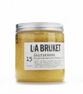 Scrub La Bruket, szwedzkie delicje SPA