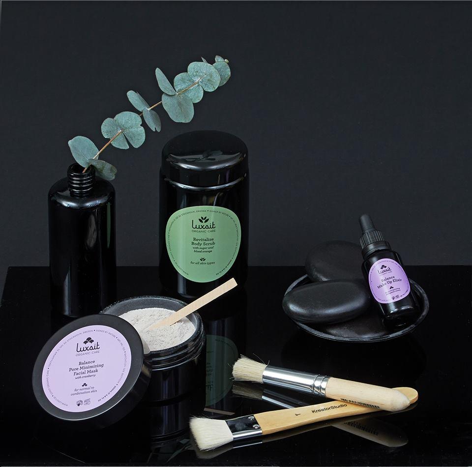 Organiczne kosmetyki profesjonalne ze Szwecji