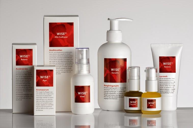ekologiczne opakowania kosmetyków naturalnych WISE