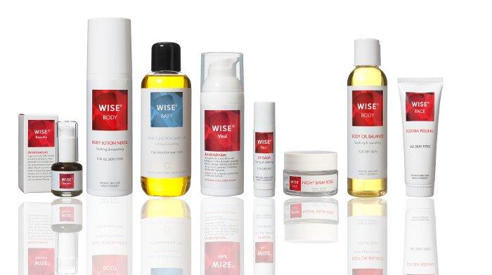 Pomysłowe opakowania naturalnych kosmetyków WISE :)