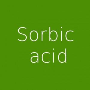 Sorbic acid kwas sorbowy