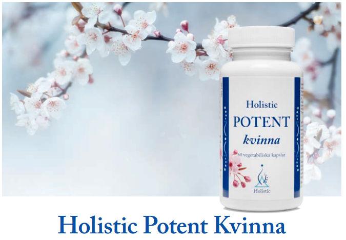 Holistic Potent Kvinna - zdrowe życie seksualne dla kobiet