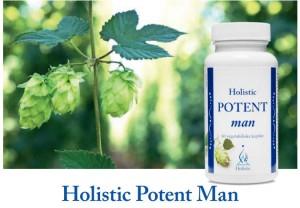 Holistic Potent Man - zdrowe życie seksualne dla mężczyzn