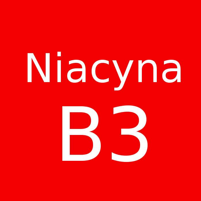 niacyna B3