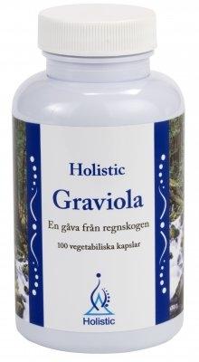 Holistic Graviola suplement diety posiadający właściwości antynowotworowe