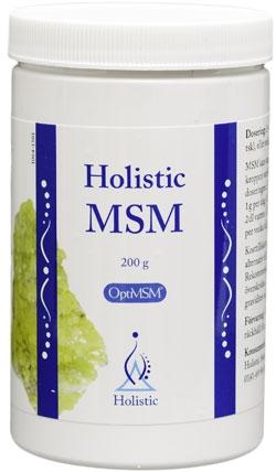 Holistic MSM – komponent kolagenu