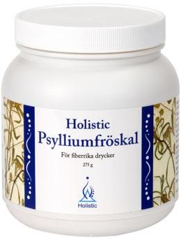 Psylliumfroskal od Holistic jest suplementem diety bogatym w błonnik spożywczy