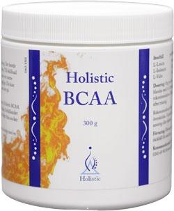 Holistic BCAA suplement diety przyśpieszający anabolizm