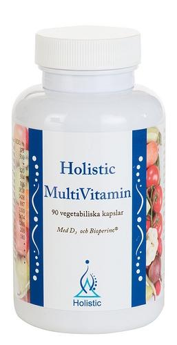 Holistic MultiVitamin suplement diety zawierający witaminy ze wszystkich grup