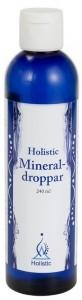 Holistic Minerały w kroplach suplement diety zawierający ponad 70 minerałów w formie jonowej