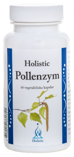 Holistic Pollenzym sposób na wiosenne alergie