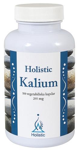 Holistic Potas suplement diety o najwyższej biodostępności