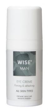 Naturalny krem pod oczy dla Mężczyzn WISE