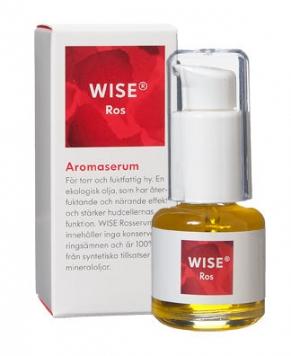 Ekologiczne serum WISE Ros polecane dla cer naczyniowych