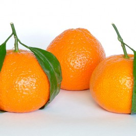 Citrus Reticulata Peel Oil – olejek eteryczny ze skórki mandarynki