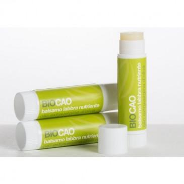 Naturalna Pomadka ochronno-odżywcza do ust Oliwa extravergine z oliwek i witamina E La Saponaria