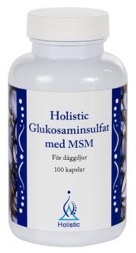 Siarczan Glukozaminy z Metylosulfonylometanem  Holistic