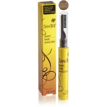 Mascara na odrosty Sanotint Light Blonde S10