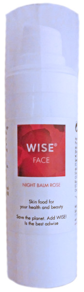 Night Balm Rose WISE